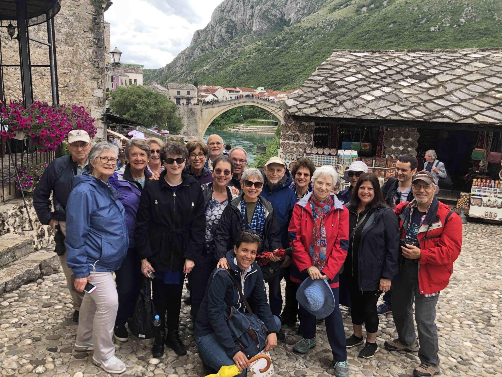 Bosnia Jewish Tour
