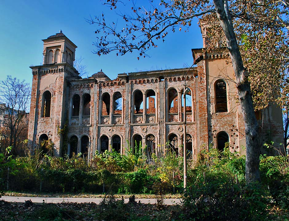 Company Chosen for the Restoration of the Vidin Synagogue